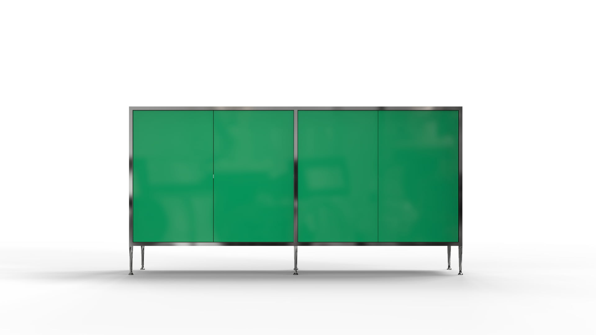 credenza 1 configuration modular adaptive furniture system